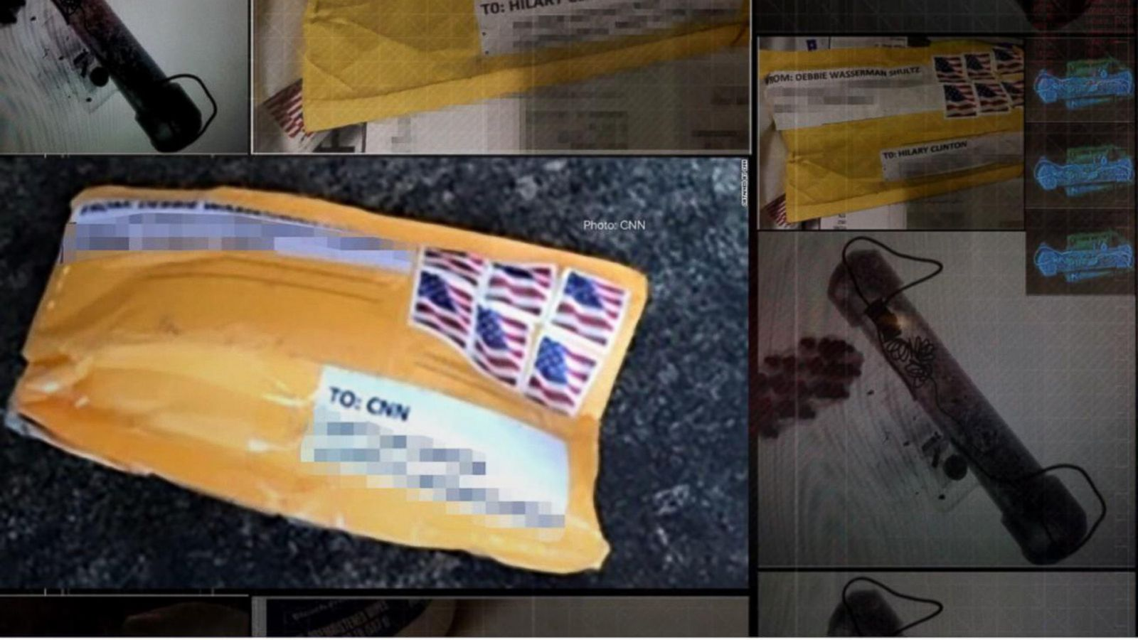 Mail Bomb Suspect Cesar Sayoc Planned Domestic Terrorist Attack Since July Prosecutors Say