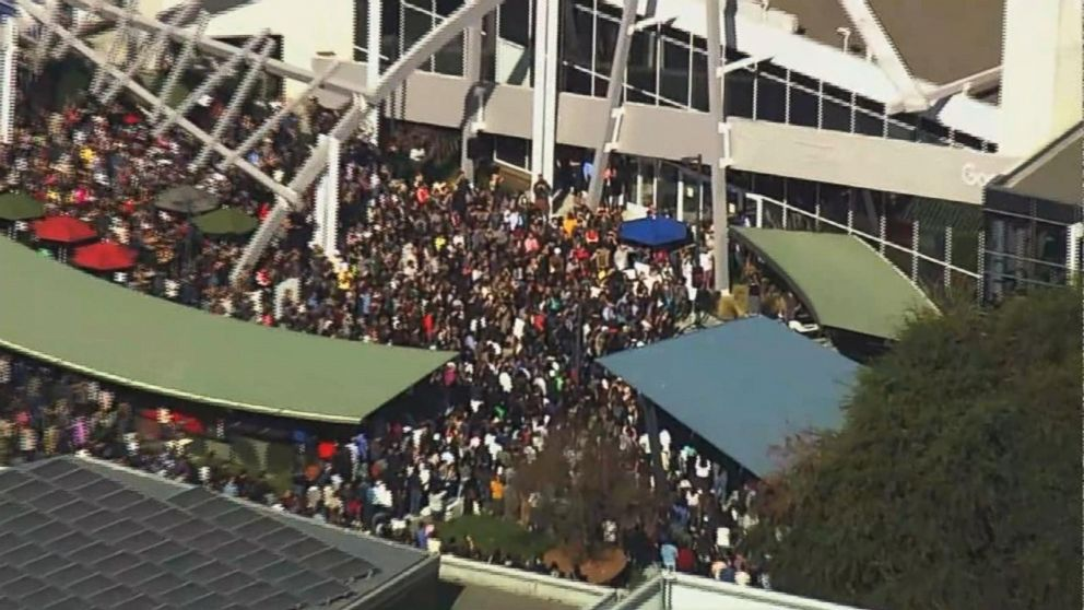 Google walkout organizer leaves company after claims of retaliation