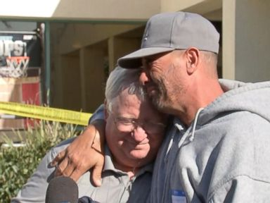 WATCH:  Father talks emotionally about his son, killed in California bar shooting