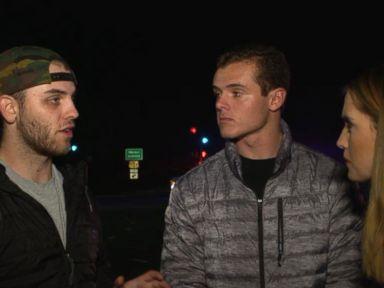 WATCH:  Bar shooting survivors recount horror