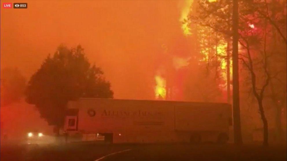abc news fires - photo #48