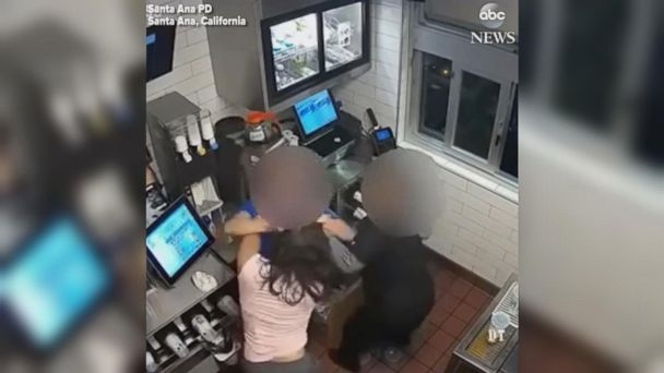 McDonald's manager attacked by woman over ketchup