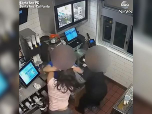 WATCH:  McDonald's manager attacked by woman over ketchup