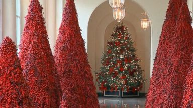 White House Christmas Decorations.White House Christmas Decorations