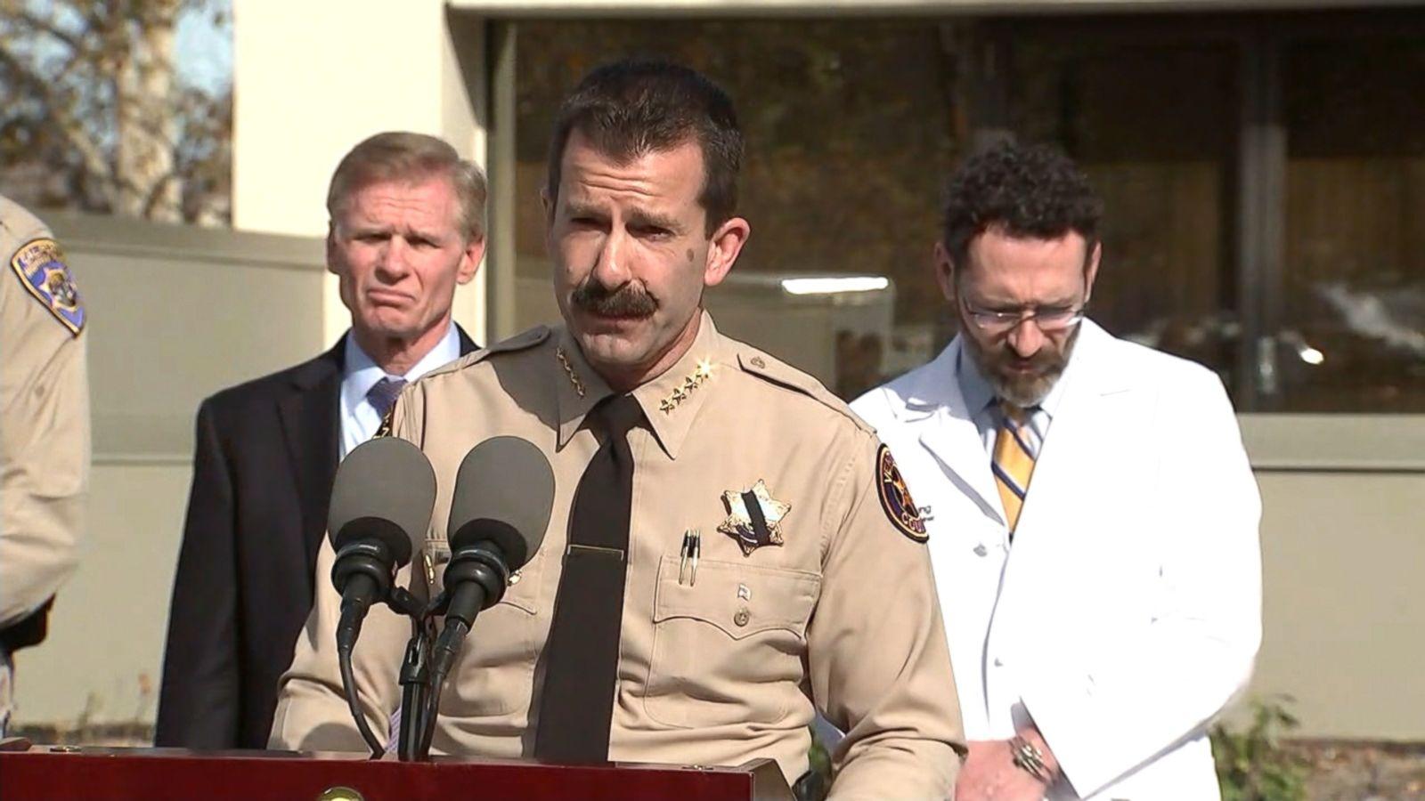 Watch Details emerge about Thousand Oaks gunman, but motive still a mystery video