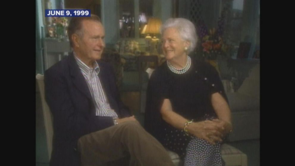 George H W  Bush's touching letter about his late daughter Robin