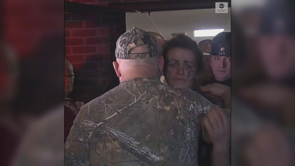 VIDEO: Loved ones reunite after West Virginia mine rescue