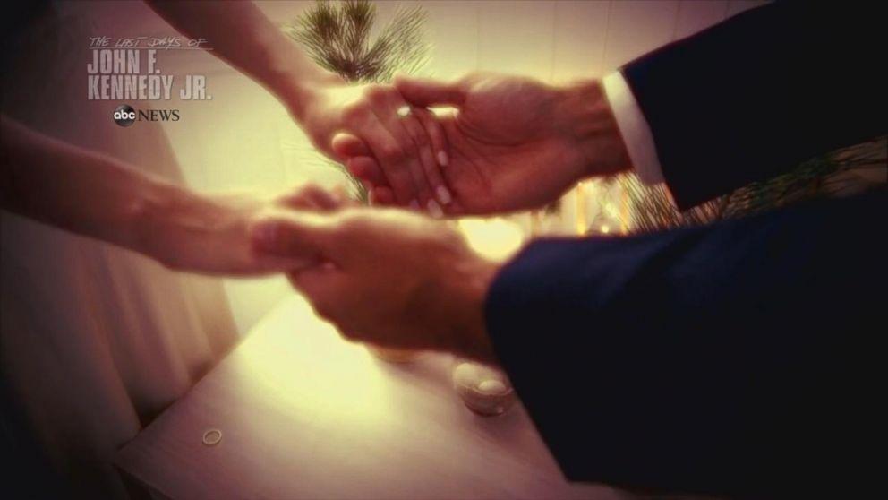 VIDEO: Keeping John F. Kennedy Jr.s wedding a total secret