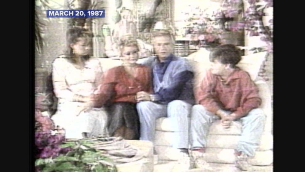 The Bakkers are televangelists with a religious program called Praise the Lord.