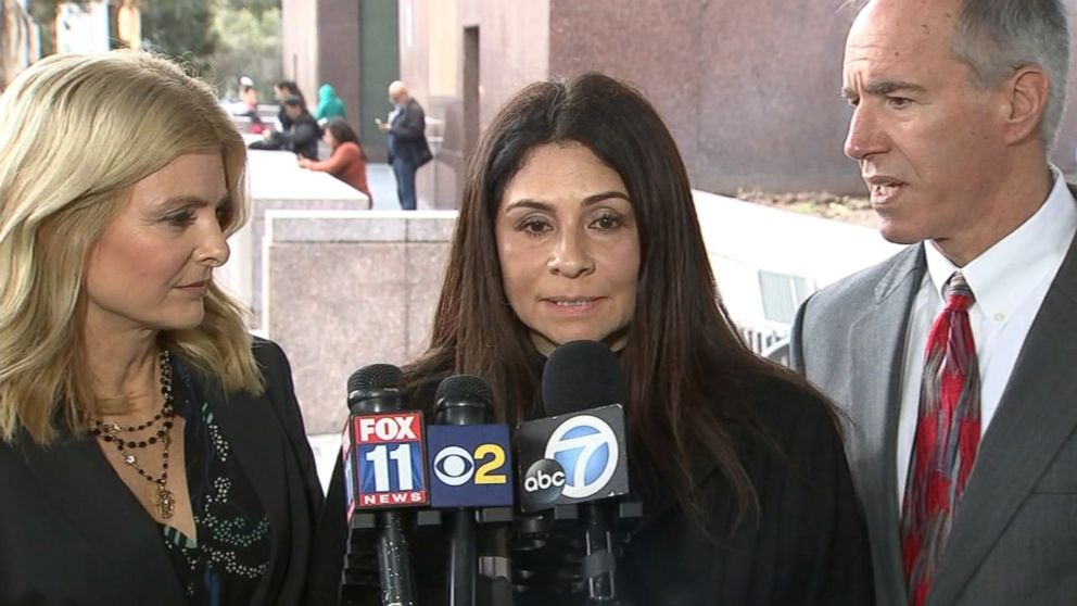 LAPD detective alleges colleague extorted her with 'revenge porn'