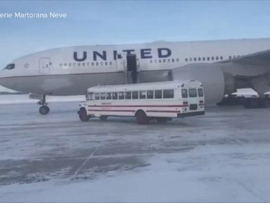 WATCH United Airlines fliers stranded at least 16 hours