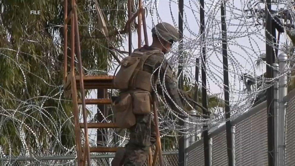 Illinois congressman deploys to southwest border mission as