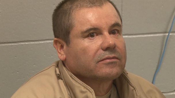 'El Chapo' found guilty on all 10 charges