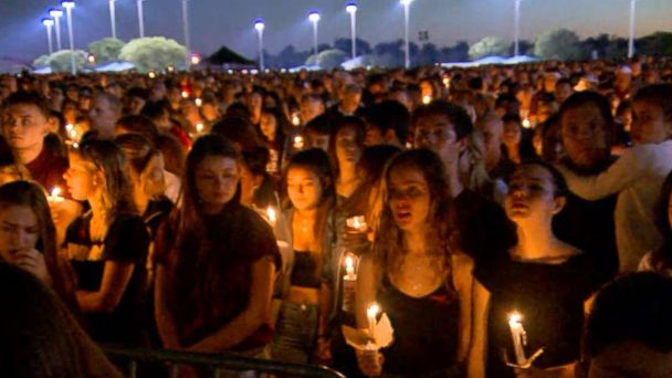 Parkland massacre remembered one year later