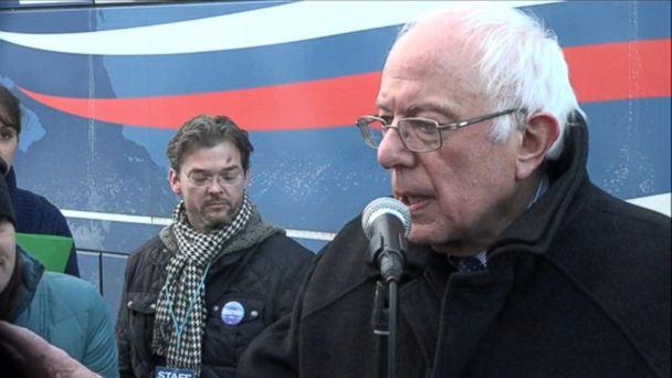 Keith Ellison on Bernie Sanders' 2020 presidential bid