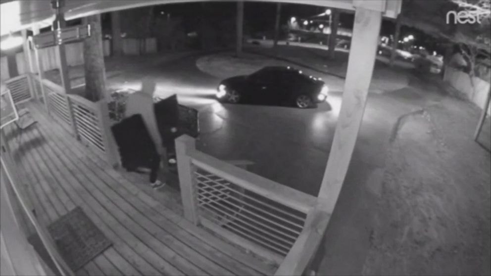 Couple hoping to identify Airbnb guests who stole TVs, toiletries in