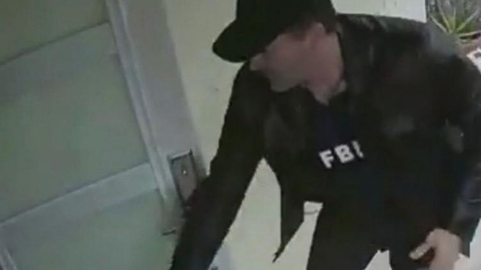 Police: FBI imposters wanted in Florida home invasion