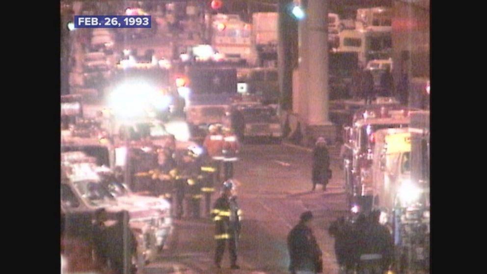Bomb explodes in underground parking garage at World Trade Center.