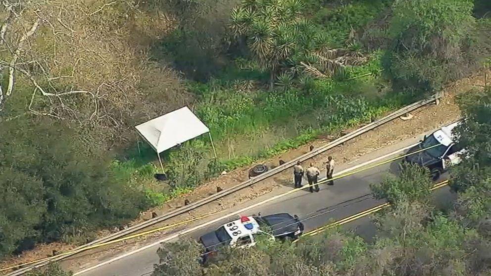 Unidentified young girl found dead in duffel bag near