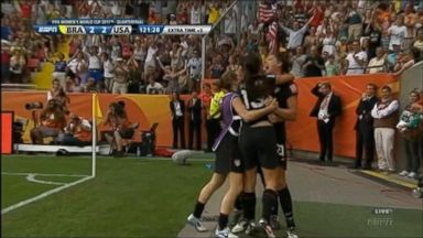 Players to watch on the US women's soccer team Video - ABC News