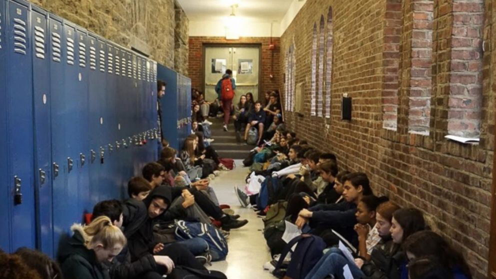 New York School >> Outrage At New York Private School Over Video