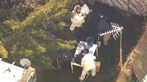Human remains in NYC yard may date back to 1970s