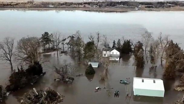Video The Plainidwest Experience Historic Flooding