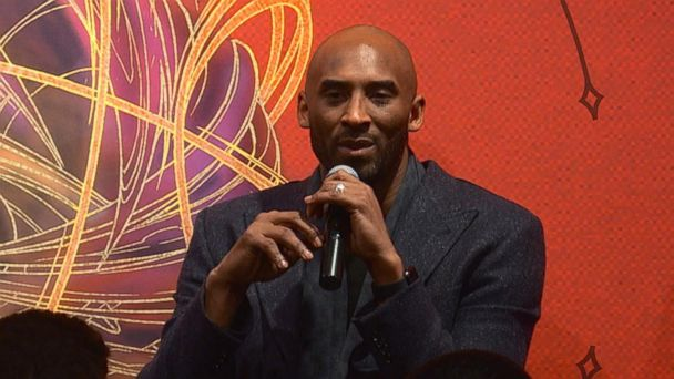 Kobe Bryant takes on producing and writing in his newest endeavor