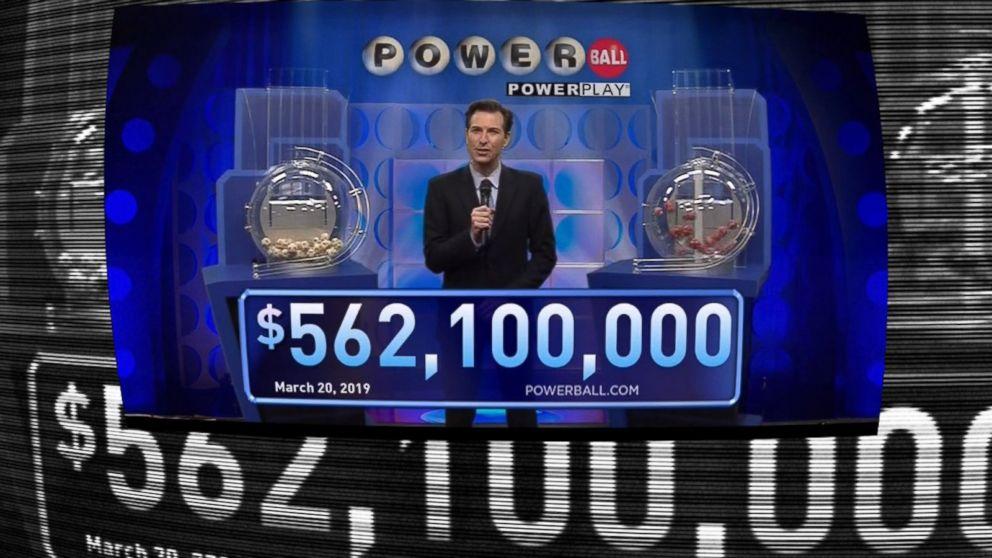 Powerball jackpot climbs to $625 million as no one wins again - ABC News