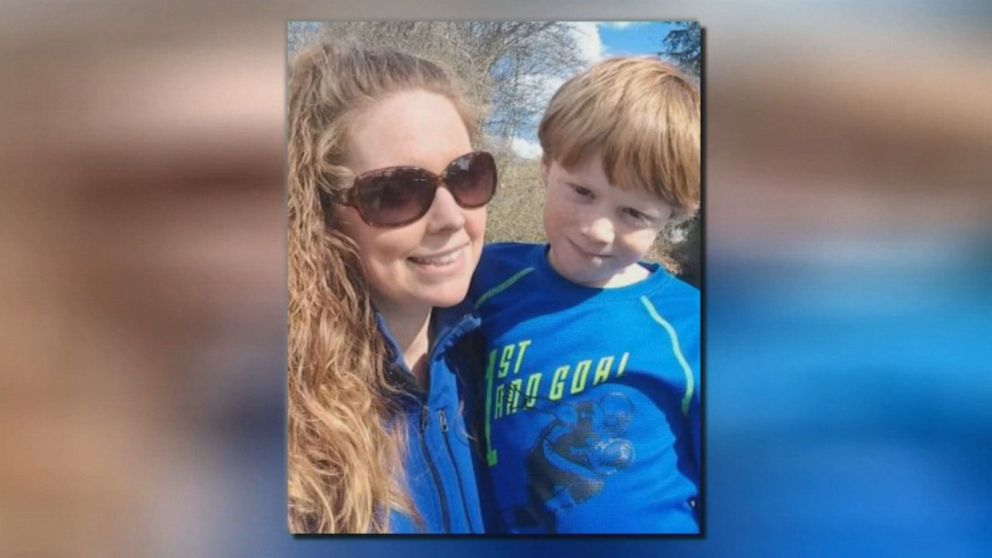 Woman Says Mom Instinct Took Over When She Fought Off Cougar Attacking Son Abc News