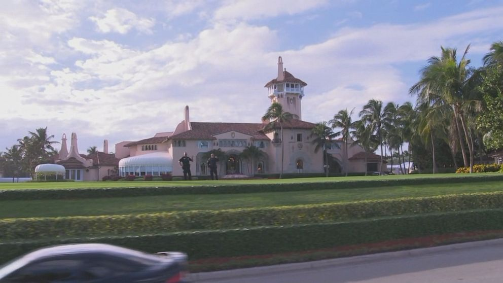 Alleged Chinese Mar-a-Lago intruder had cash, technical
