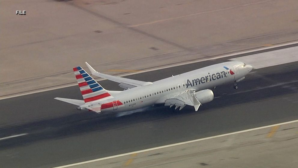 American Airlines cancellations extend into June amid Boeing