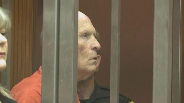 Prosecutors to seek death penalty in 'Golden State Killer' case