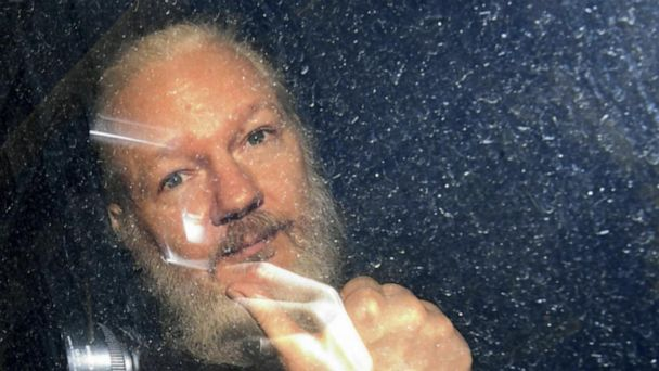 Julian Assange faces extradition to US