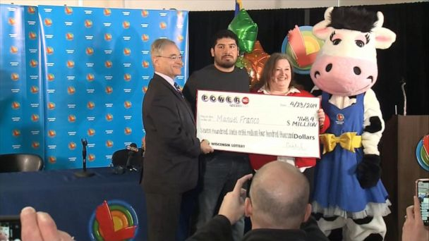 Wisconsin man wins $768M Powerball jackpot