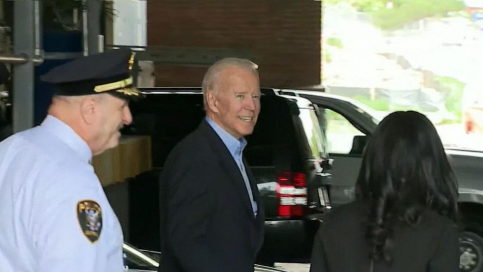New Shows On Abc 2020 New ABC News poll shows Biden leading 2020 presidential field