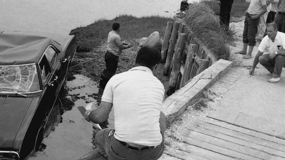 VIDEO: Son of Nixons private investigator talks probe into Chappaquiddick