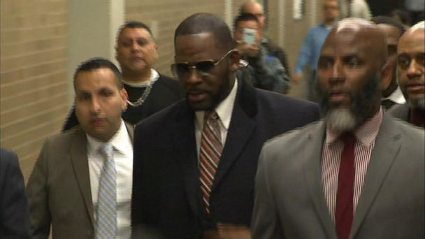 R. Kelly back in court in child support case