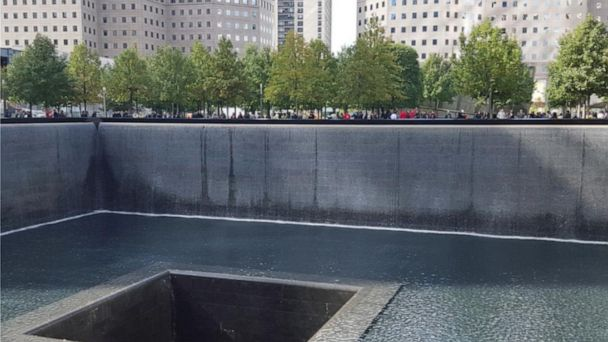 NYPD officers' names added to 9/11 memorial