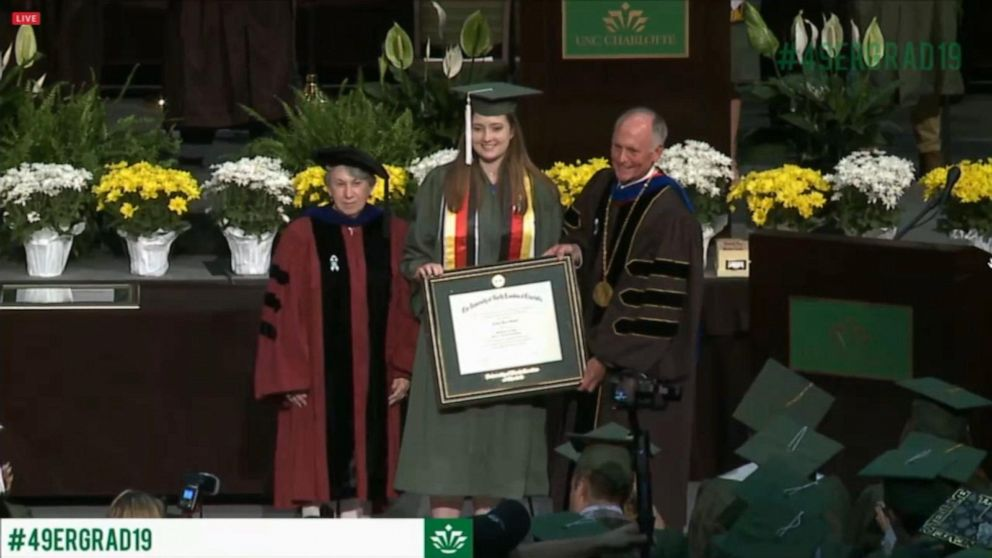 Uncc Graduation 2020.Student Injured In Shooting At University Of North Carolina