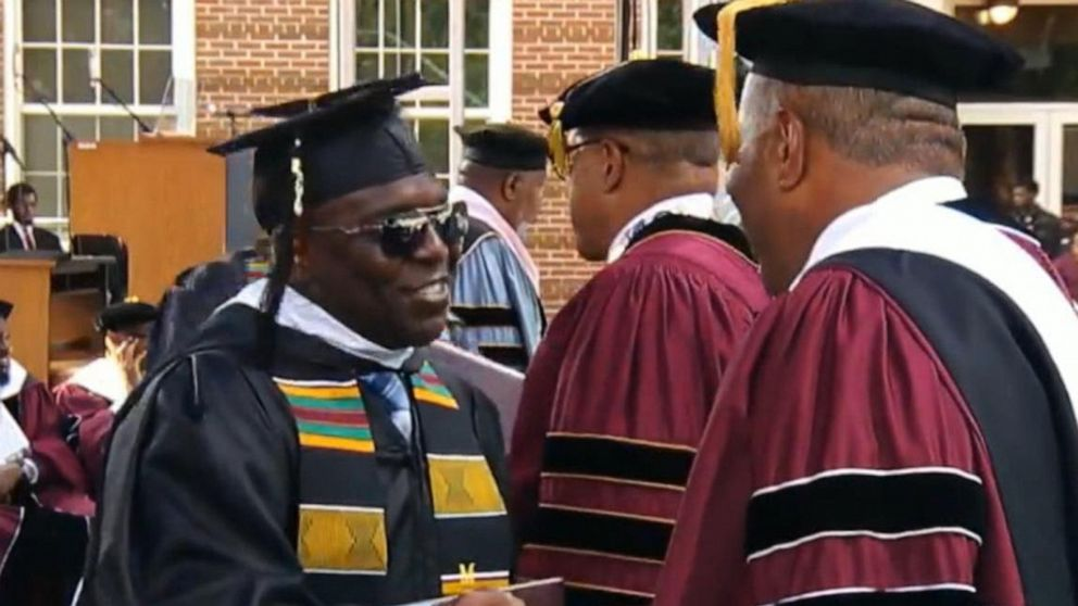 Morehouse College's commencement speaker erases class of 2019's debt
