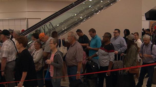 Bracing for busy season at airports