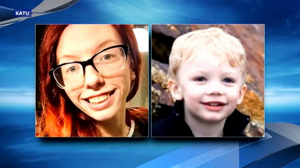 Oregon police searching for person of interest after mom, 3-year-old son mysteriously vanish