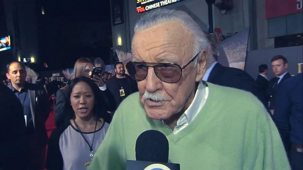 Stan Lee's former business partner arrested