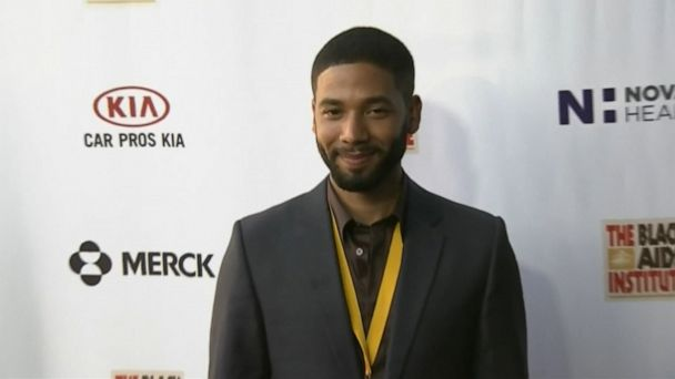 Police release documents from Jussie Smollett case