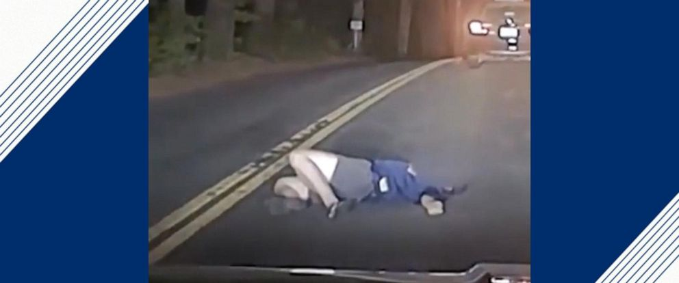 Massachusetts police were able to wake the teenager, who did not require medical attention.