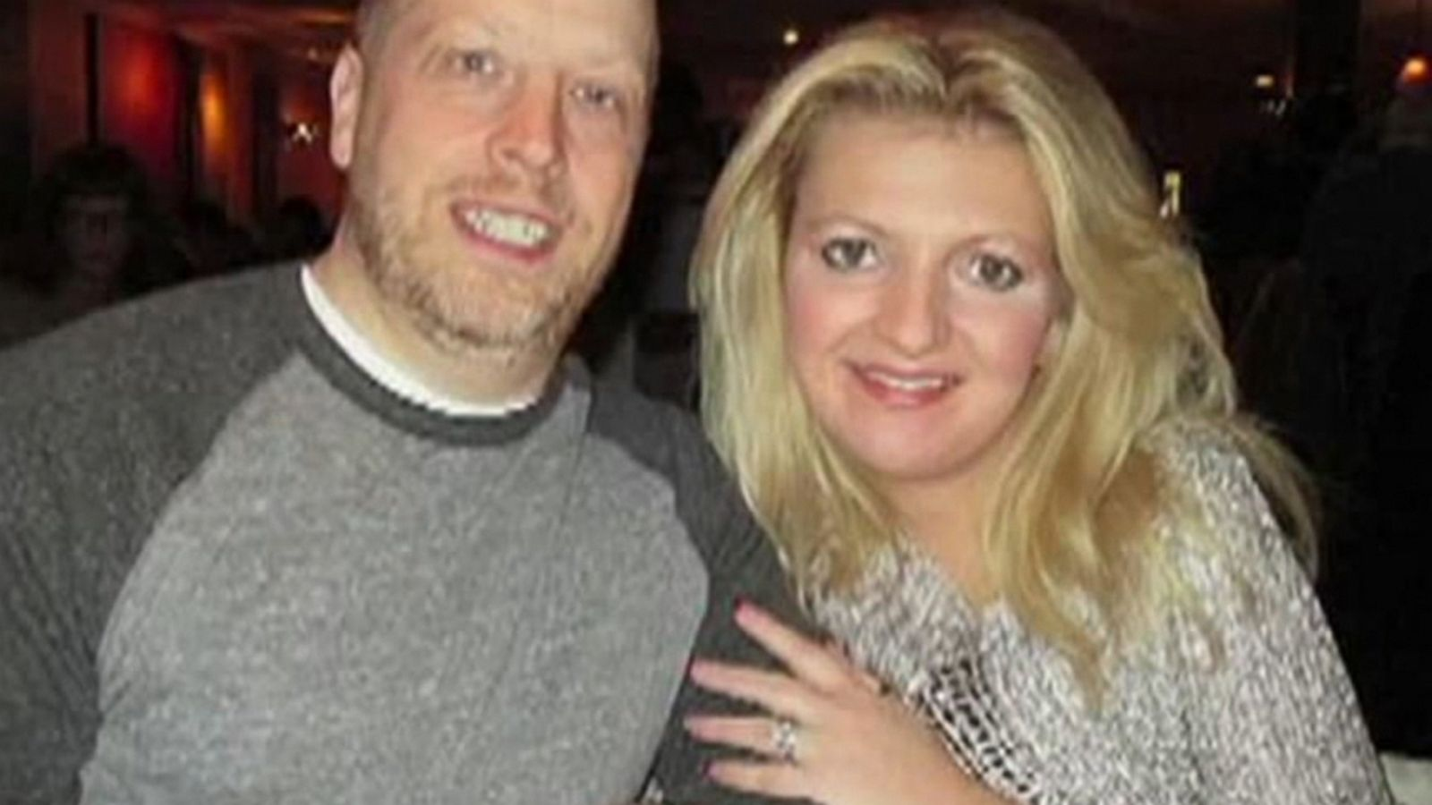 Stuck in a nightmare,' says relative of US couple who