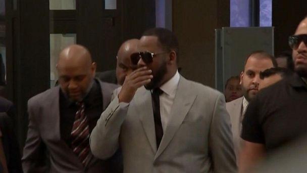 R. Kelly pleads not guilty