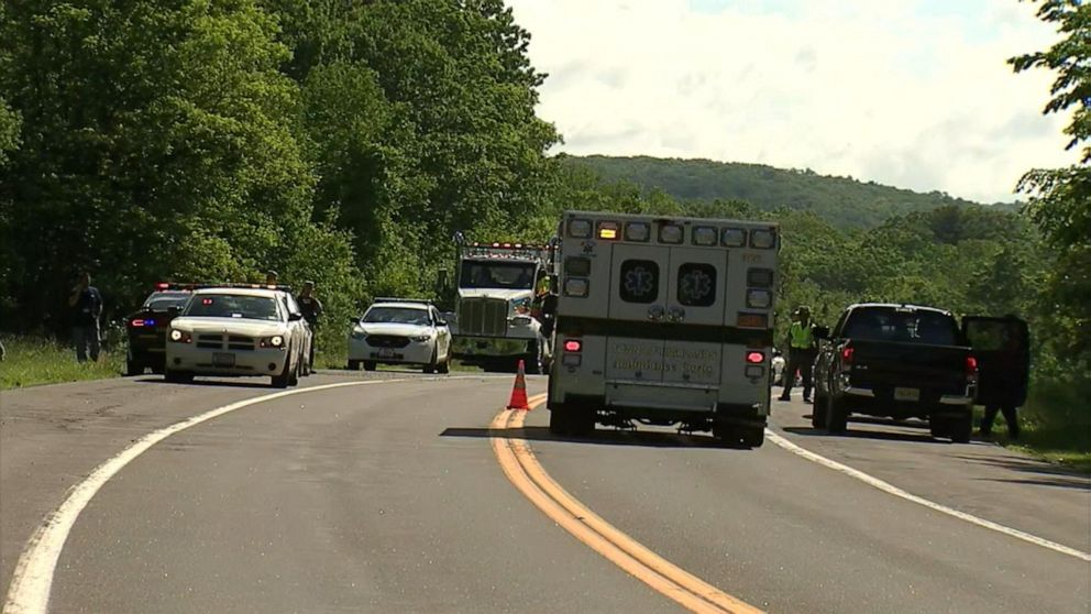1 cadet killed in West Point accident, 22 injured