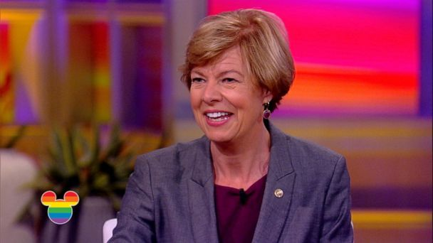 Sen. Tammy Baldwin on advancement of LGBTQ rights, says 'visibility' replaces 'myths'